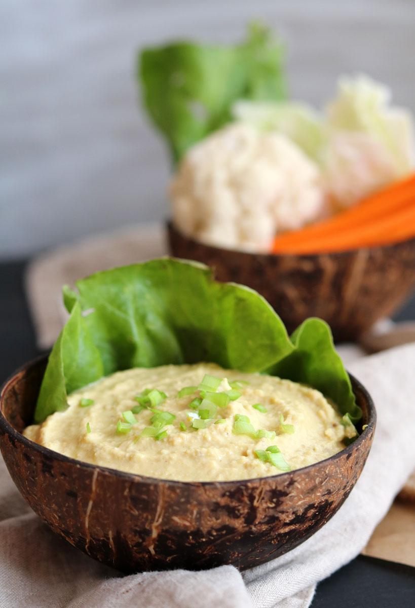 Delicious homemade hummus | Tofobo Family