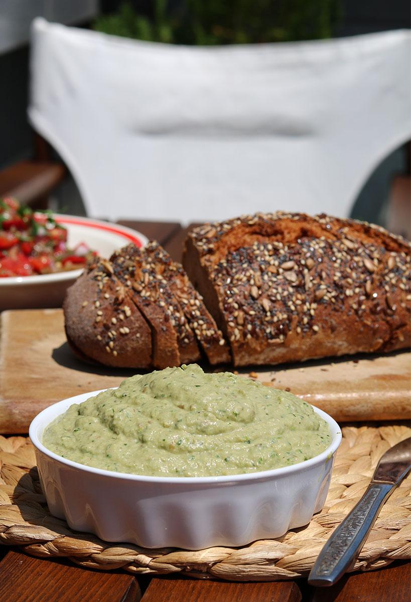 Baba Ganoush (Vegan Eggplant Dip) Recipe | Tofobo Family