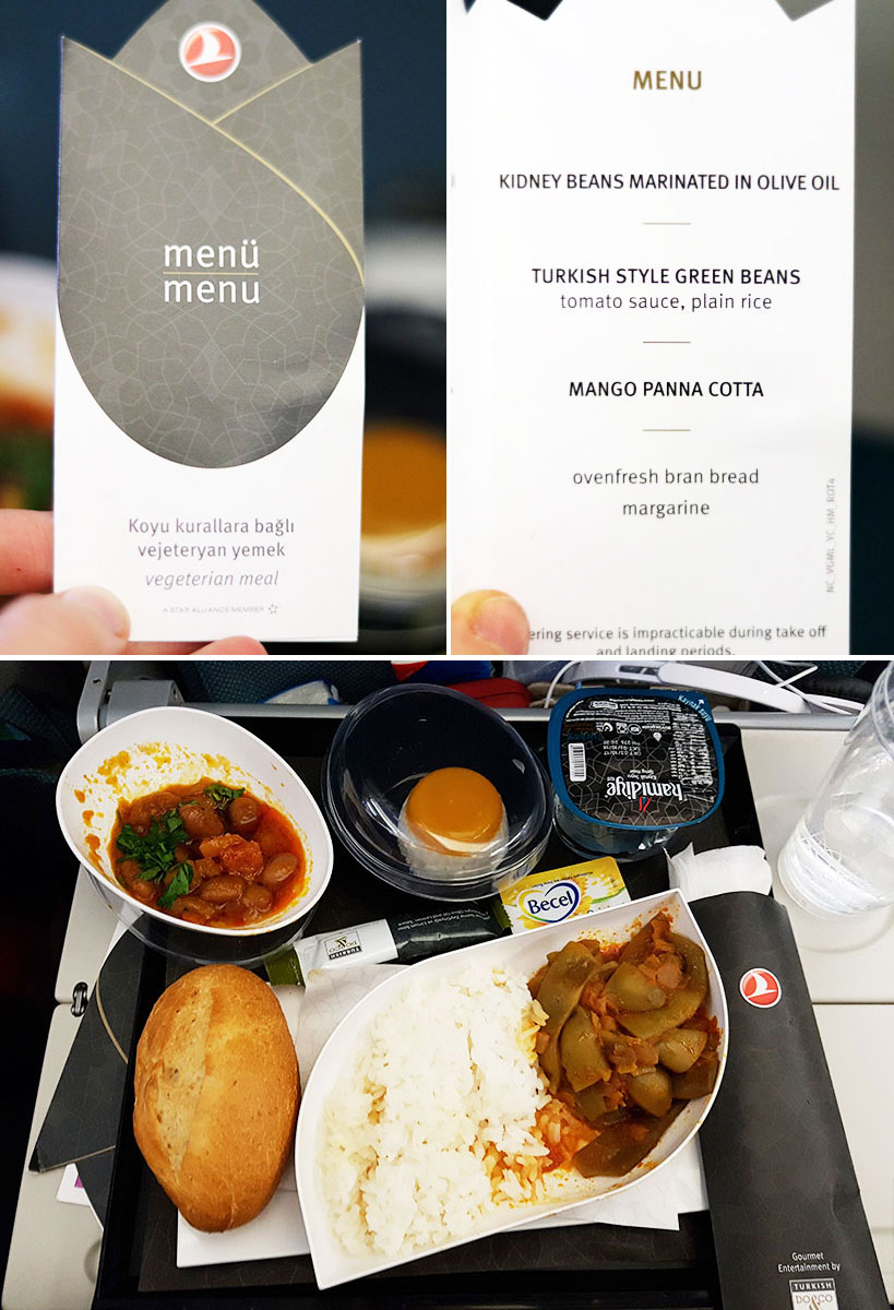 Traveling With Kids: Long Haul Flight & Delicious Vegan Meals With Turkish Airlines | Tofobo Family
