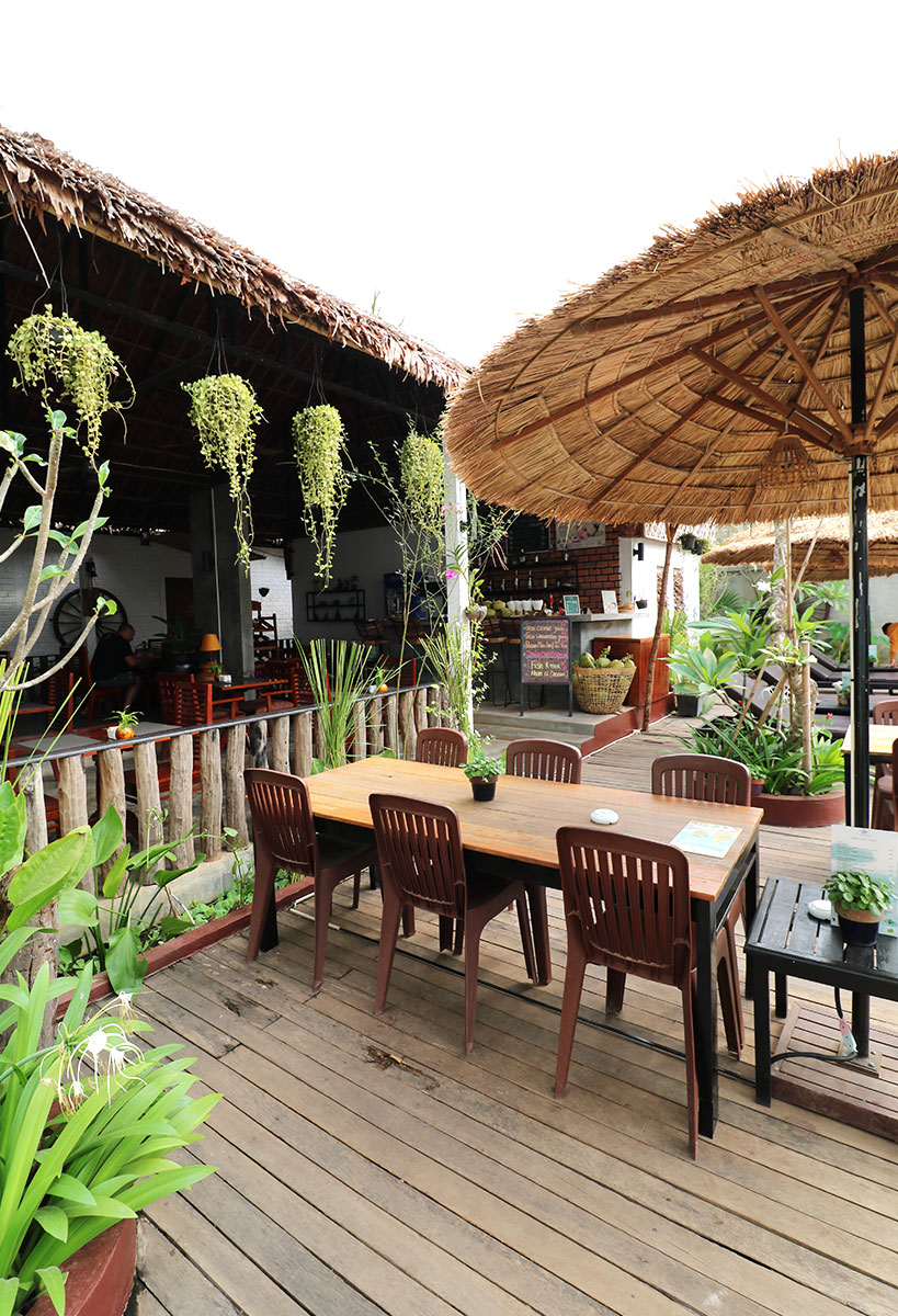 Wheel Garden Residence - A Lovely Family-Friendly Hotel in Siem Reap | Tofobo Family