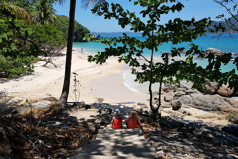 Laem Ka Beach - A Serene Hidden Gem in Rawai, Phuket | Tofobo Family